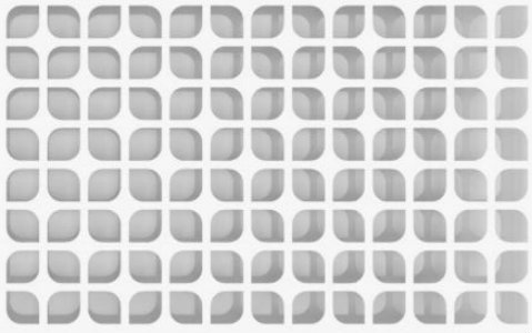 scale perforated pattern design